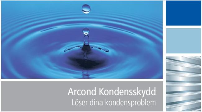 Arcond Kondensskydd