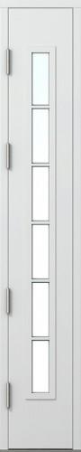 CLA2 (öppningsbart) CLK2 (karmfast)